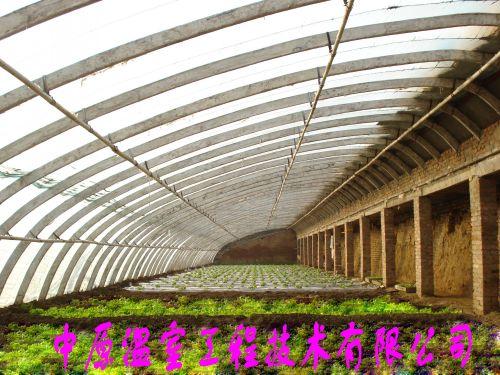 蔬菜大棚骨架大棚骨架机中原温室工程